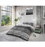 Sleeptime Dekbedovertrek Panther Style Antracite