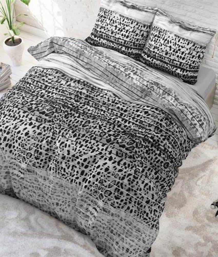 Dekbedovertrek Panther Style Grey