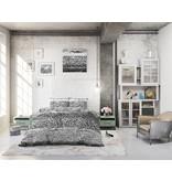 Sleeptime Dekbedovertrek Panther Style Grey