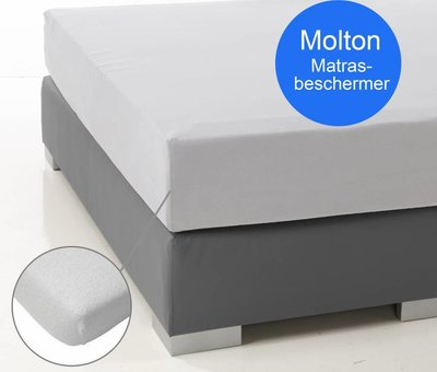 Premium Molton - Matrasbeschermer Katoen