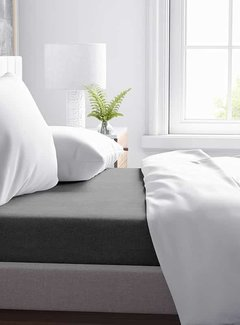 Dreamhouse Bedding Flanellen Laken Antraciet