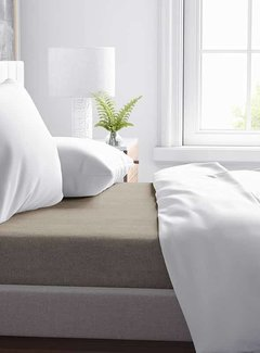 Dreamhouse Bedding Flanellen Laken Taupe