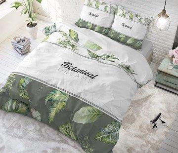 Sleeptime Pure Cotton Dekbedovertrek Botanical Dreams White