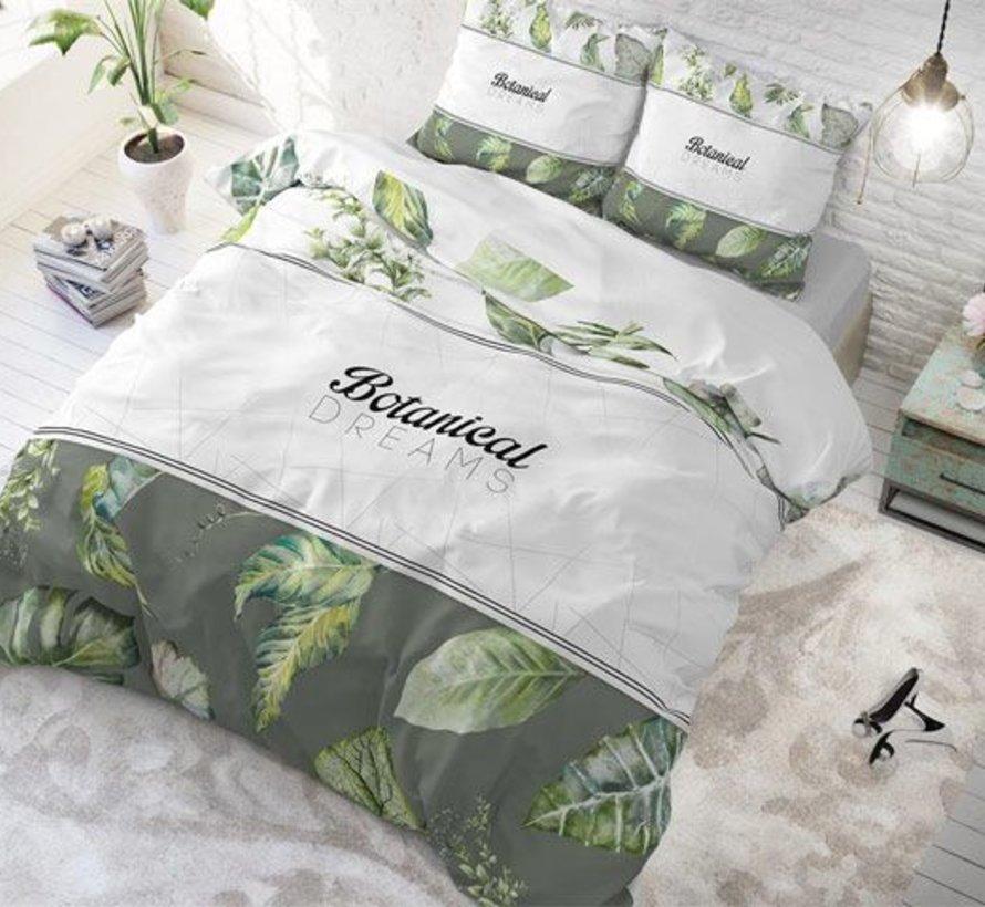 Dekbedovertrek Botanical Dreams White