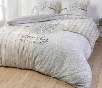 Essara Dekbedovertrek Lovely Bedroom