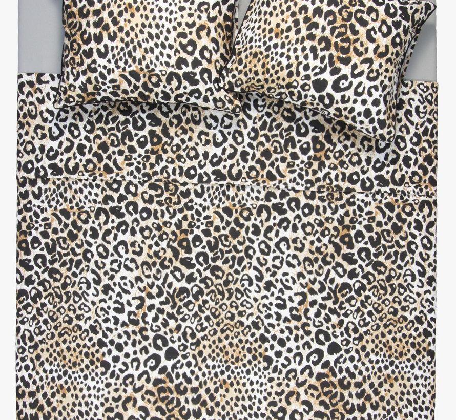 Katoenen Dekbedovertrek Luipaard
