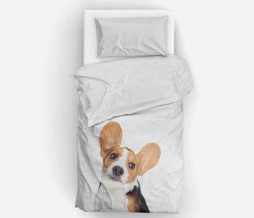 Essara Dekbedovertrek Beagle