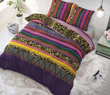 Sleeptime Dekbedovertrek Mell Purple