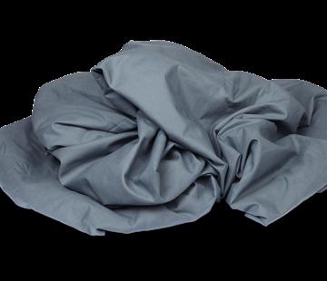 Kayori Ecologisch Hoeslaken Perkal Katoen Donkerblauw
