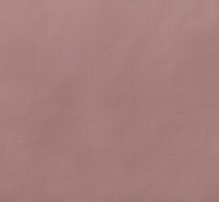 Katoen Perkal Topper Hoeslaken Roze