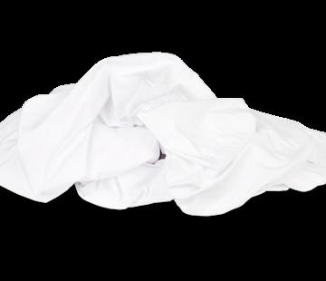Kayori Ecologisch Topper Hoeslaken Jersey Wit