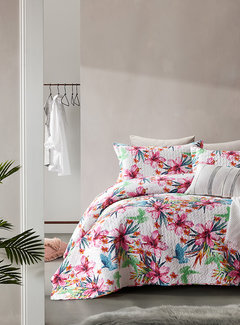 Dreamhouse Bedding Bedsprei Flower Bomb Multi