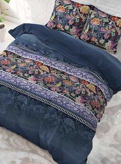 Sleeptime Dekbedovertrek Paisley Blue