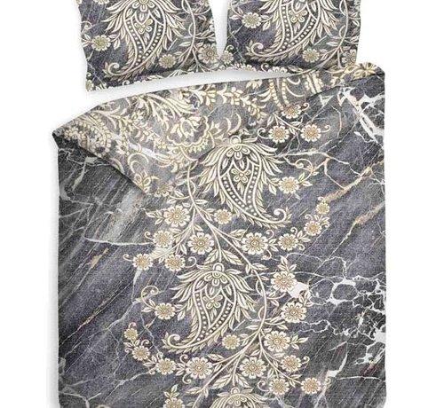 Heckett & Lane Dekbedovertrek Katoen Victor | Paisley Print