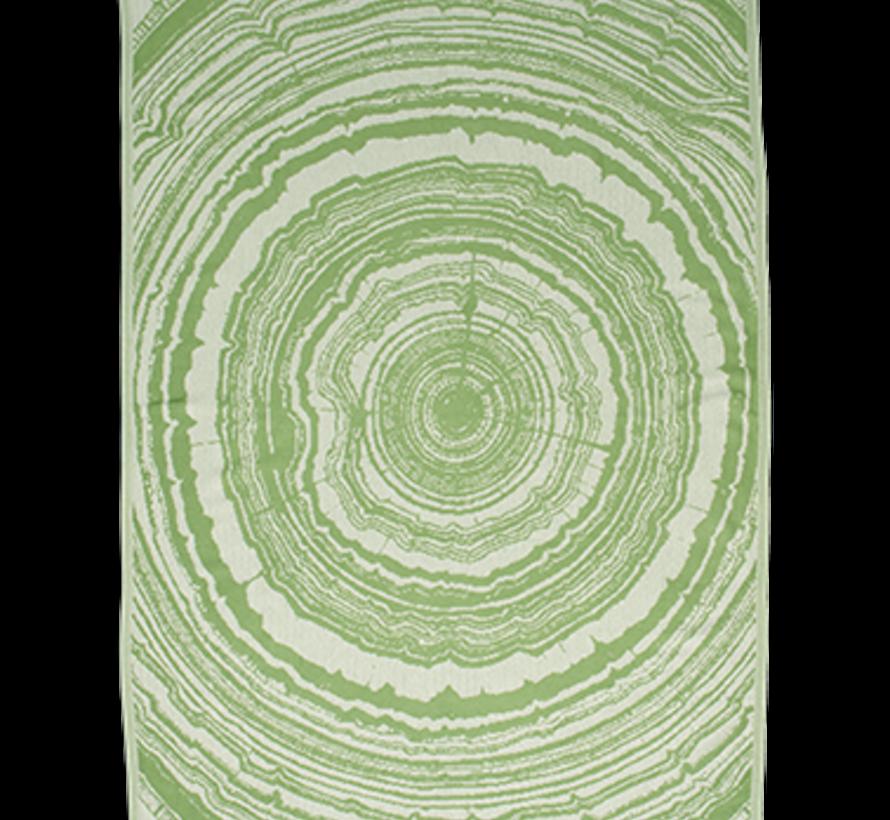 Nobu Bamboe Hamamdoek Groen