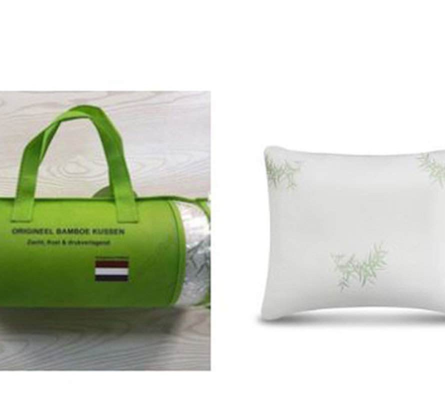 Origineel Bamboe Kussen - Original Bamboo Pillow