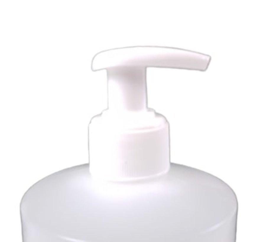 Desinfecterende Alcohol Handgel Aloe Vera 1 Liter Met Pomp - Handsanitizer  Antibacterial