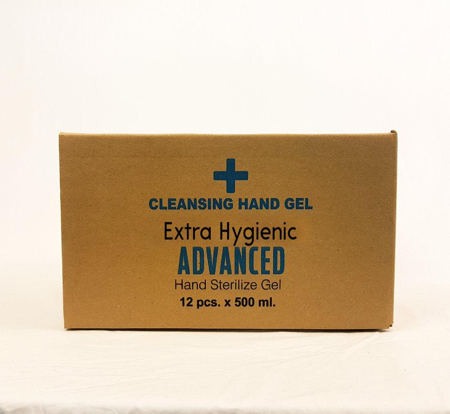 Aanbieding Super Goedkope 75% Alcohol Handgel Met Pomp - Hygiënische Handgel