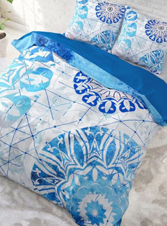 Dreamhouse Bedding Dekbedovertrek Narco Blue