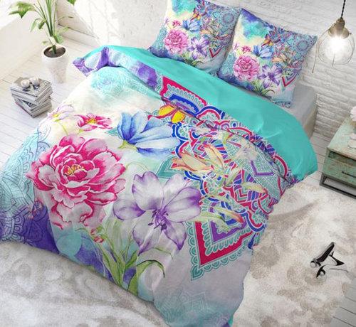 Dreamhouse Bedding Dekbedovertrek Kimley Blue