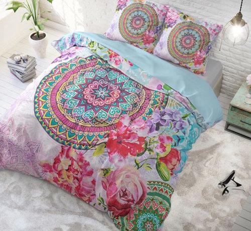 Dreamhouse Bedding Dekbedovertrek Flower Bomb Multi