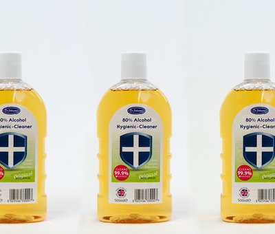 Uitverkoop 500ML Handgel alcohol basis - Handsanitizer 500 ML | v.a. €5,99