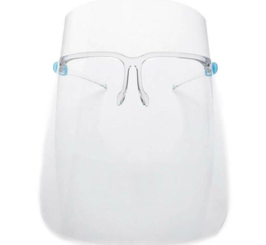 Face Shield - Gezichtsmasker - Gezichtsbeschermer - Gelaatsscherm