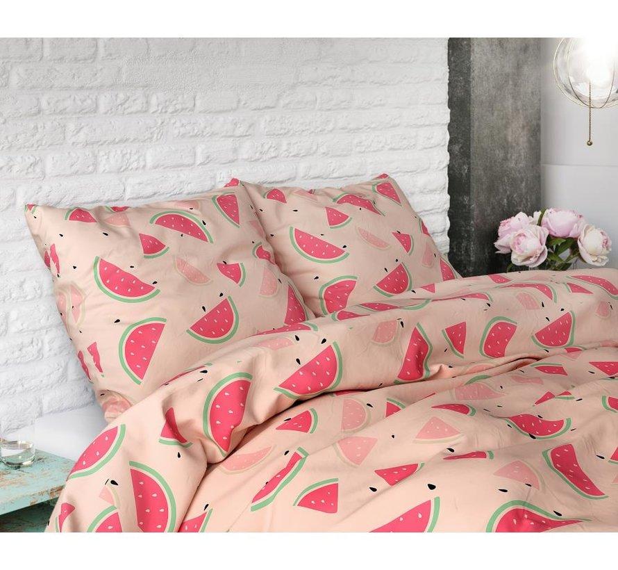 Dekbedovertrek Sweet Watermelon Pink