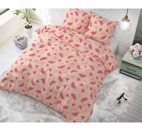 Sleeptime Dekbedovertrek Sweet Watermelon Pink