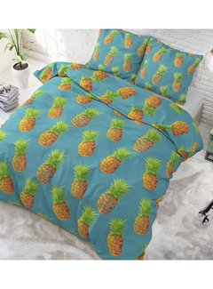 Sleeptime Dekbedovertrek Ananas