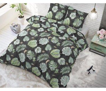 Sleeptime Dekbedovertrek Dark Botanical