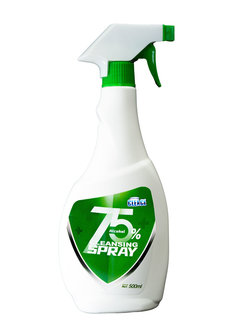 24 x 500 ML Reinigende Spray v.a €2.45 ex btw