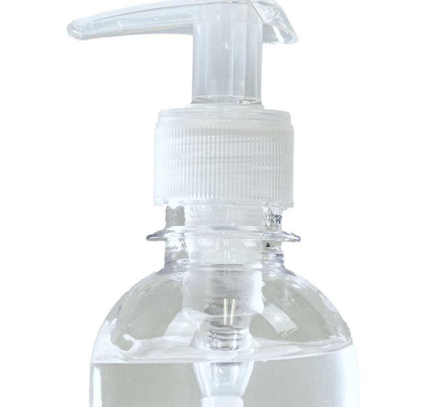 295 ml 75%  Alcohol Handgel Met Pomp - 75% Alcohol Handgel