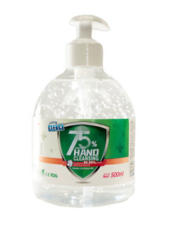 Supersale!!! 500 ml Handgel Met Pomp v.a €1.25 ex btw