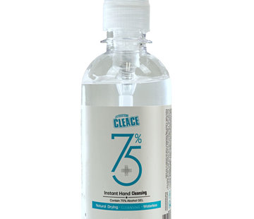 Sale Handgel 295 ML met 75% Alcohol v.a. €1.00 ex btw