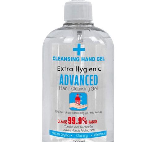 Advanced Aanbieding Super Goedkope 70% Alcohol Handgel Met Pomp - Hygiënische Handgel