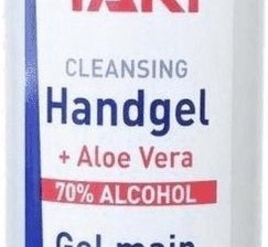 Uitverkoop Alcohol Handgel Aloe Vera 1 Liter Met Pomp - Hygiënische Handgel