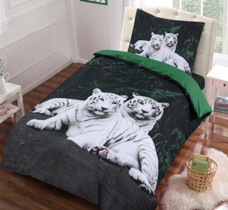 Dekbedovertrek Tiger Love