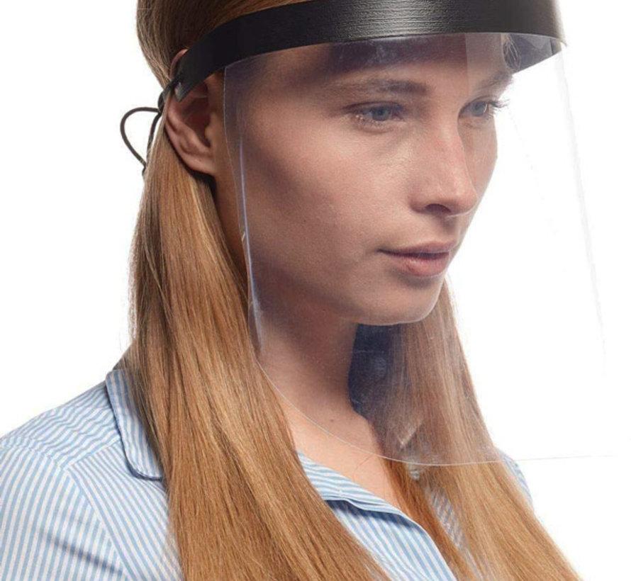 Faceshield Opklapbaar - Gezichtsmasker - Gezichtsbeschermer - Gelaatsscherm