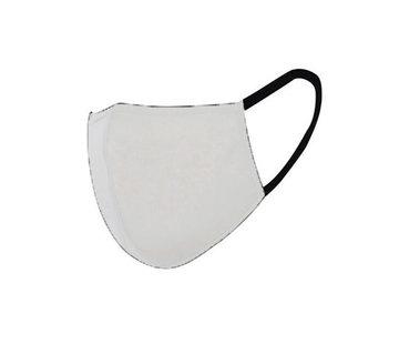 Overige Merken Wasbare Katoenen Mondkapjes Wit v.a €0,99