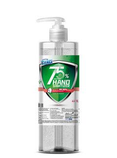 1 Liter Handreinigingsgel alcohol 75%  Met Pomp v.a €2.50 ex btw