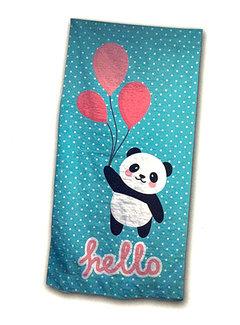 Romane & Sacha Strandlaken Panda Ballonnen