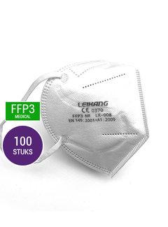 Overige Merken FFP3 Mondkapjes - 100 Stuks