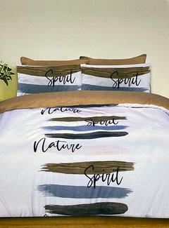 Refined Bedding Dekbedovertrek Flanel Nature Spirit