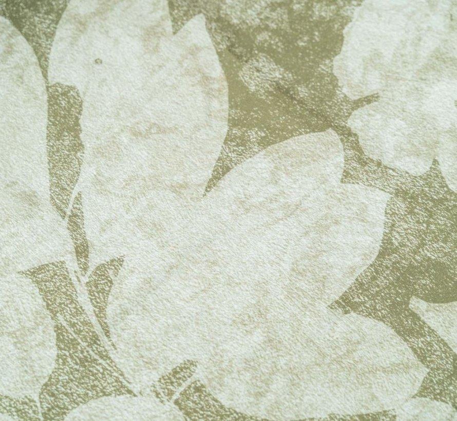 Biologisch Dekbedovertrek Katoen Satijn Kibu Groen