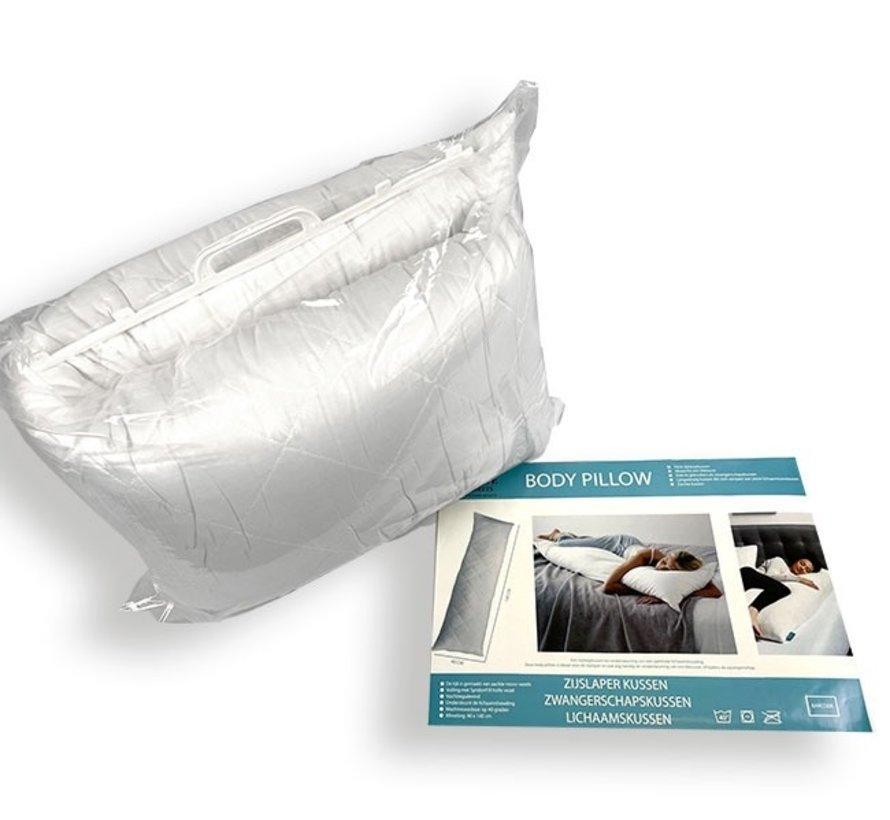 Ondersteunend Lichaamskussen - Body Pillow - Zijslaper Kussen