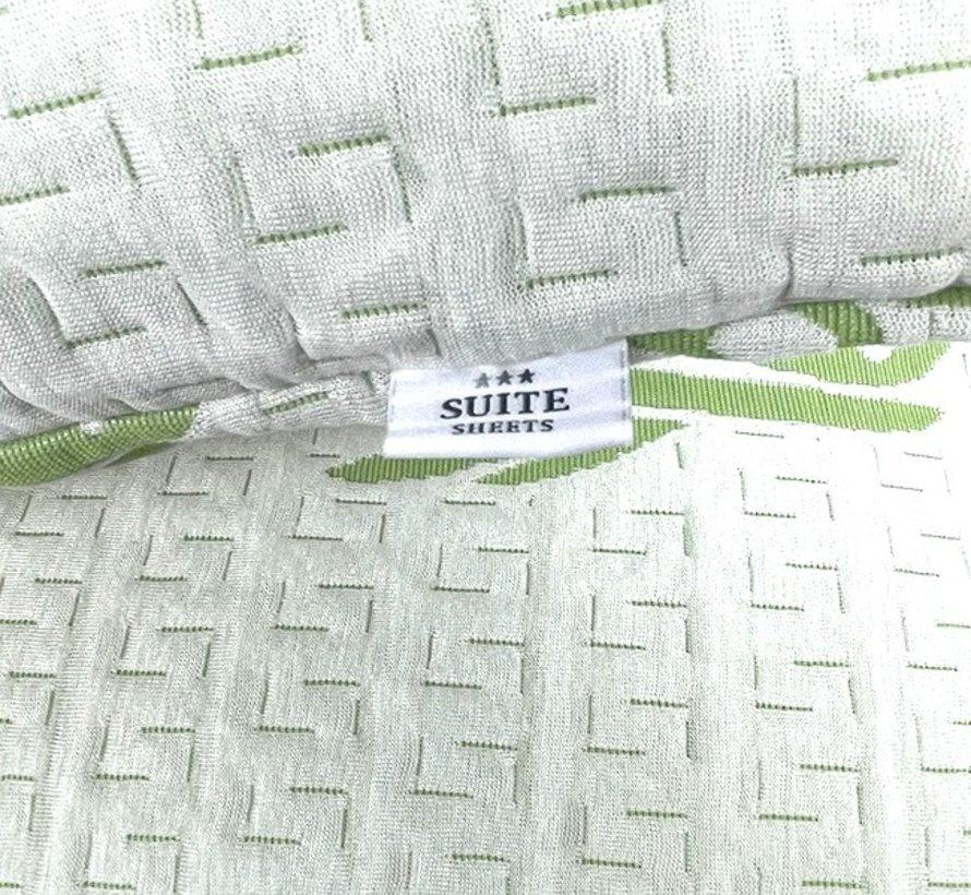 Body Pillow Bamboo - Zijslaper Kussen Bamboe