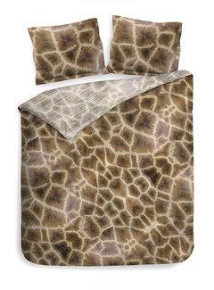 Heckett & Lane Dekbedovertrek Katoen Satijn Tyra Giraffe