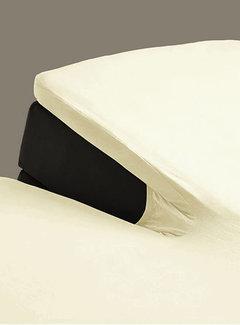 Suite Sheets Katoen Split Topper Hoeslaken Off White