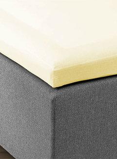 Suite Sheets Hoeslaken Topper Katoen Off White